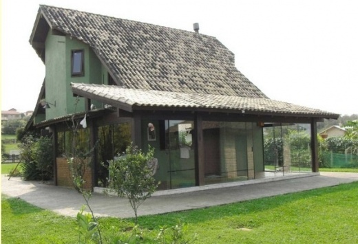Casa 1 Dorm, Paragem dos Verdes Campos, Gravataí (CA0487)