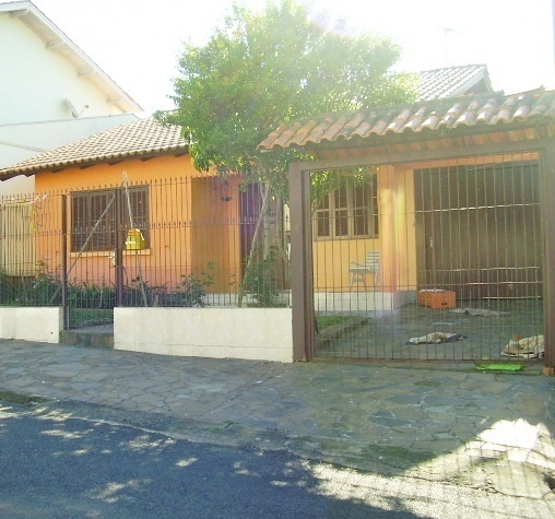 Casa 2 Dorm, Parque Jaqueline, Gravataí (CA0506)