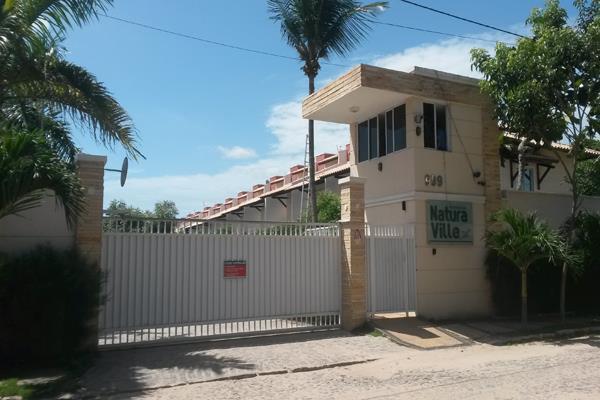 Sobrado à Venda - Fortaleza