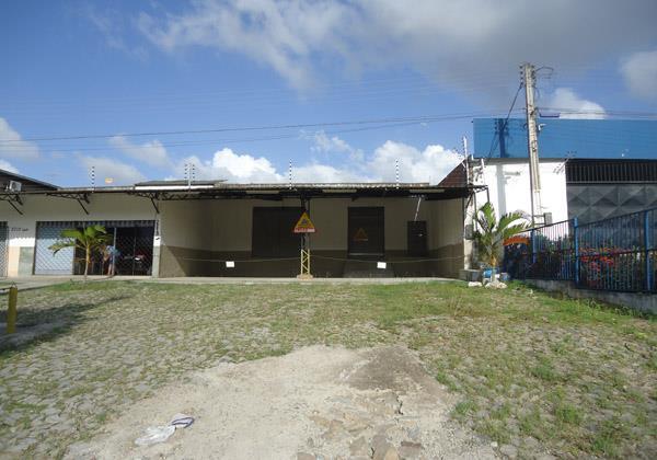 Barracão à Venda - Maracanaú