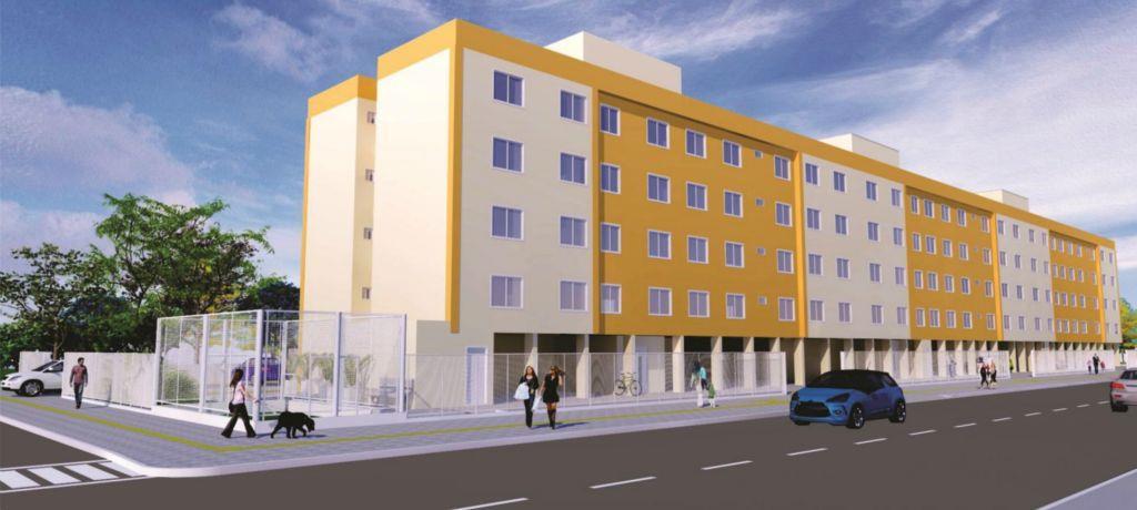 Apartamento 2 Dormitórios em São Leopoldo com Churrasqueira de Iniciar Cia Imobiliária.'