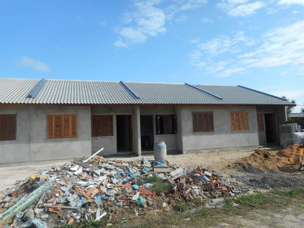 Casas geminadas Minha Casa Minha Vida, Nova Tramandaí, Trama de Iniciar Cia Imobiliária.'