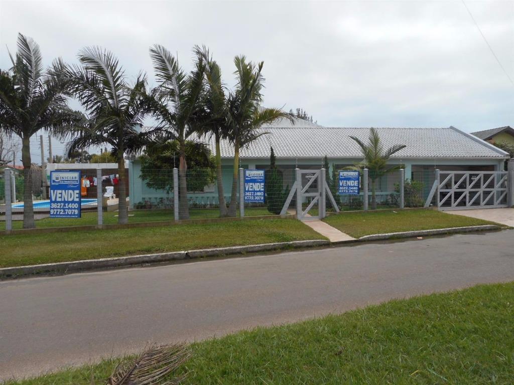 Casa 4 dormitórios de esquina com piscina e 2 terrenos, Cent