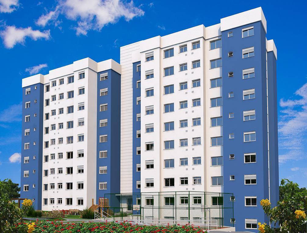 Apartamento à venda no Centro de Viamão de Iniciar Cia Imobiliária