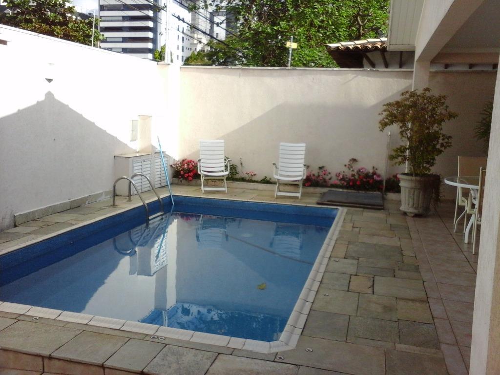 Casa Padrão à venda, Brooklin Novo, São Paulo