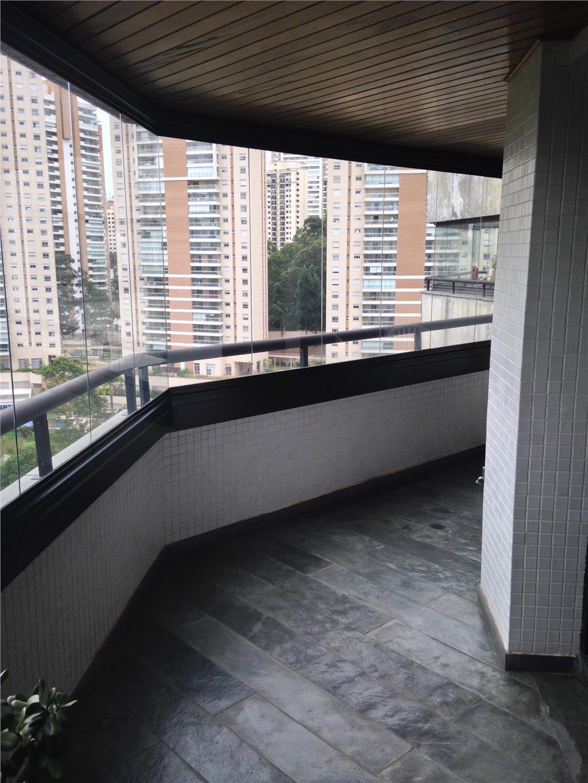 Cobertura à venda, Jardim Ampliação, São Paulo