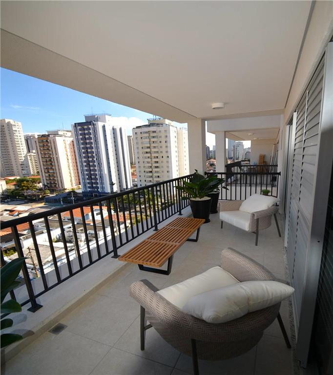 Apartamento Triplex à venda, Brooklin Novo, São Paulo