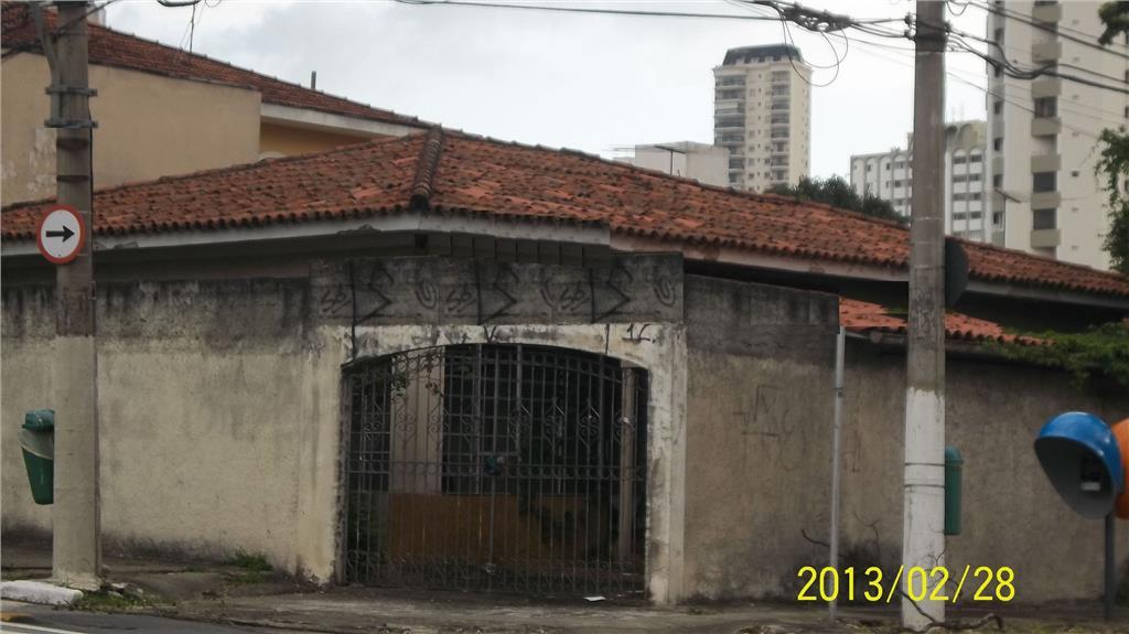 Terreno Padrão à venda/aluguel, Campo Belo, São Paulo