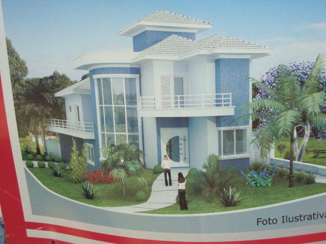 Casa residencial à venda, Condomínio Terras de São Francisco