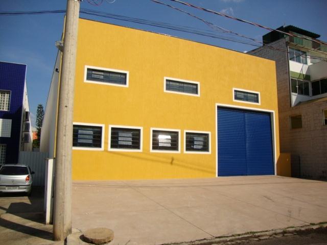 Galpão industrial para locação, Bairro Nova Vinhedo, Vinhedo