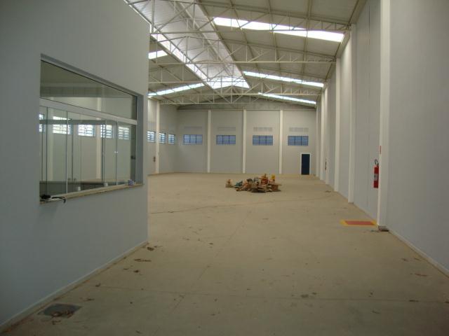 Galpão industrial para locação, Bairro Santa Claudina, Vinhe
