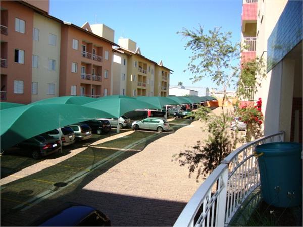 Apartamento Residencial para locação, Jardim Alves Nogueira,