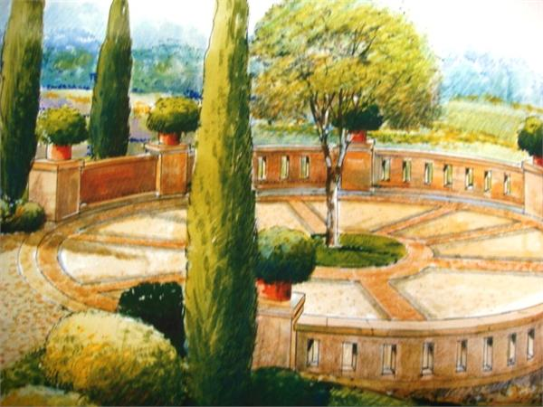 Terreno Residencial à venda, Condomínio Toscana, Vinhedo - T