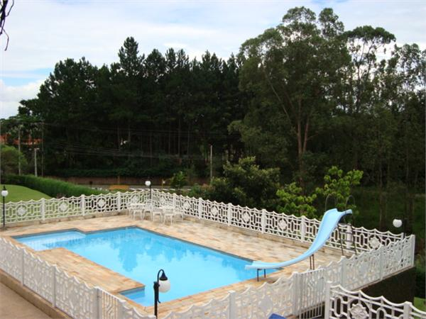 Casa Residencial à venda, Condomínio Vale Da Santa Fé, Vinhe