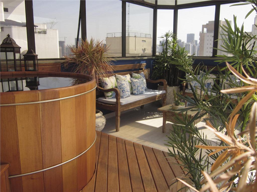 Cobertura 4 Dorm, Brooklin, São Paulo (CO0011) - Foto 6