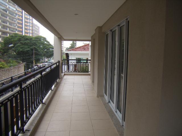 Apto 4 Dorm, Itaim Bibi, São Paulo (AP14420)
