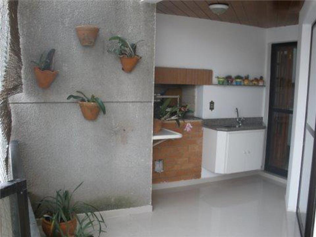 Cobertura 4 Dorm, Brooklin, São Paulo (CO0011) - Foto 4