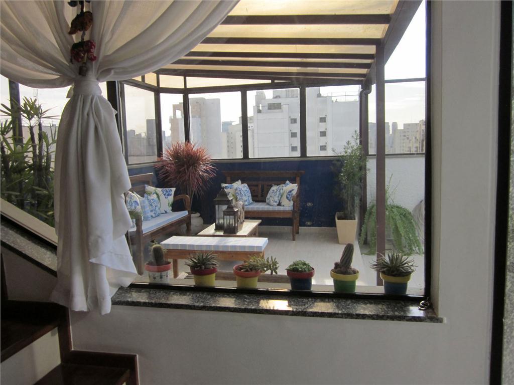 Cobertura 4 Dorm, Brooklin, São Paulo (CO0011) - Foto 5