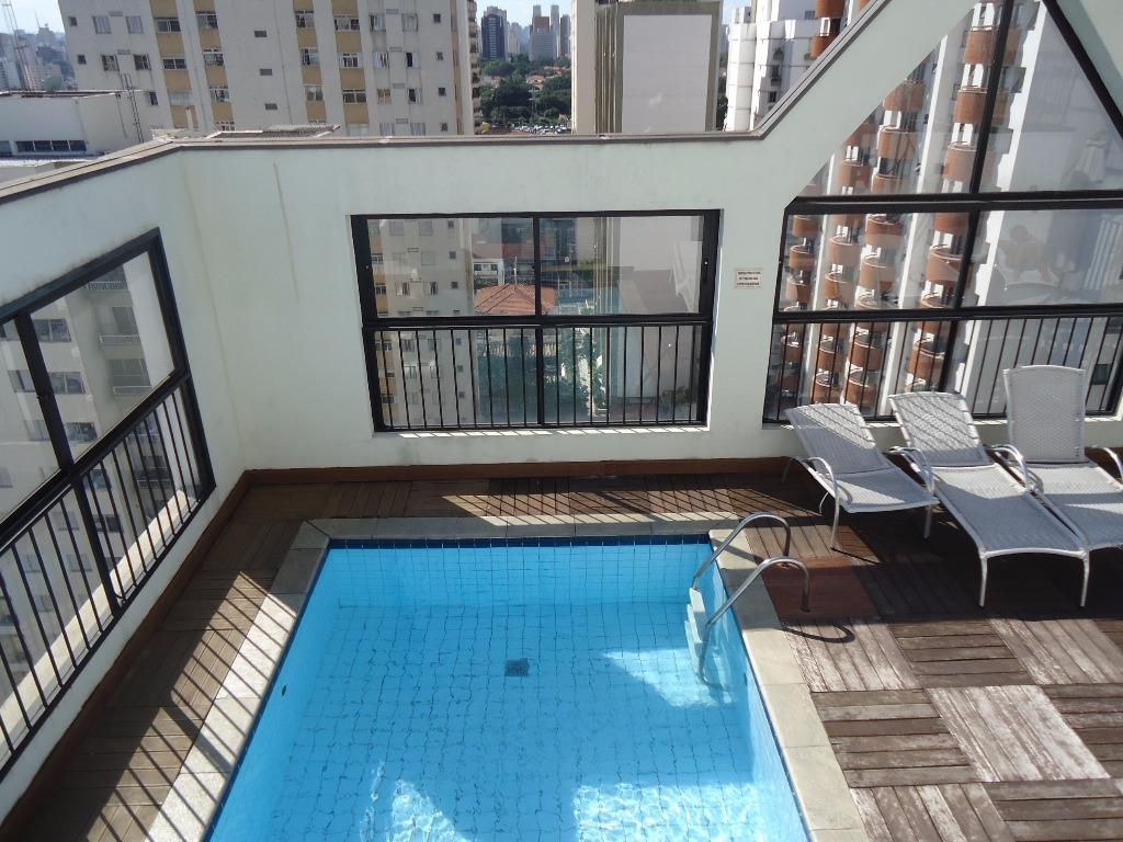 Apto 2 Dorm, Brooklin Novo, São Paulo (AP16632) - Foto 16