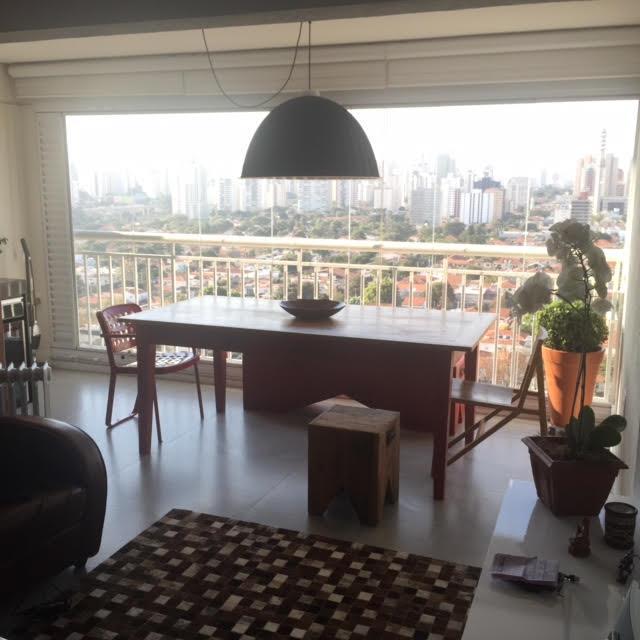 Apto 2 Dorm, Brooklin, São Paulo (AP16724)