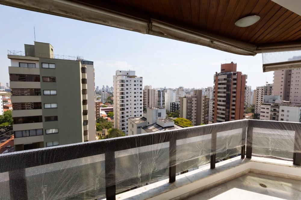 Cobertura 4 Dorm, Moema Índios, São Paulo (CO0317) - Foto 7
