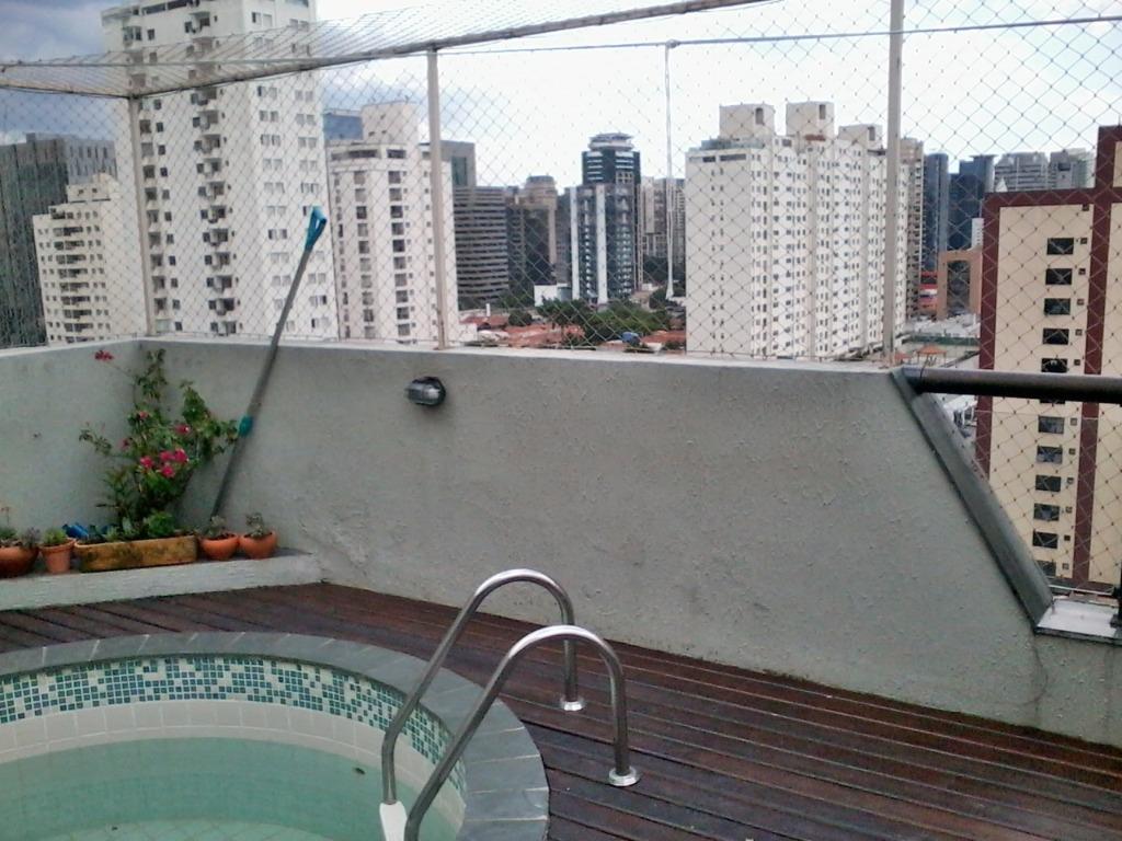 Apto 1 Dorm, Vila Olímpia, São Paulo (PH0004) - Foto 9