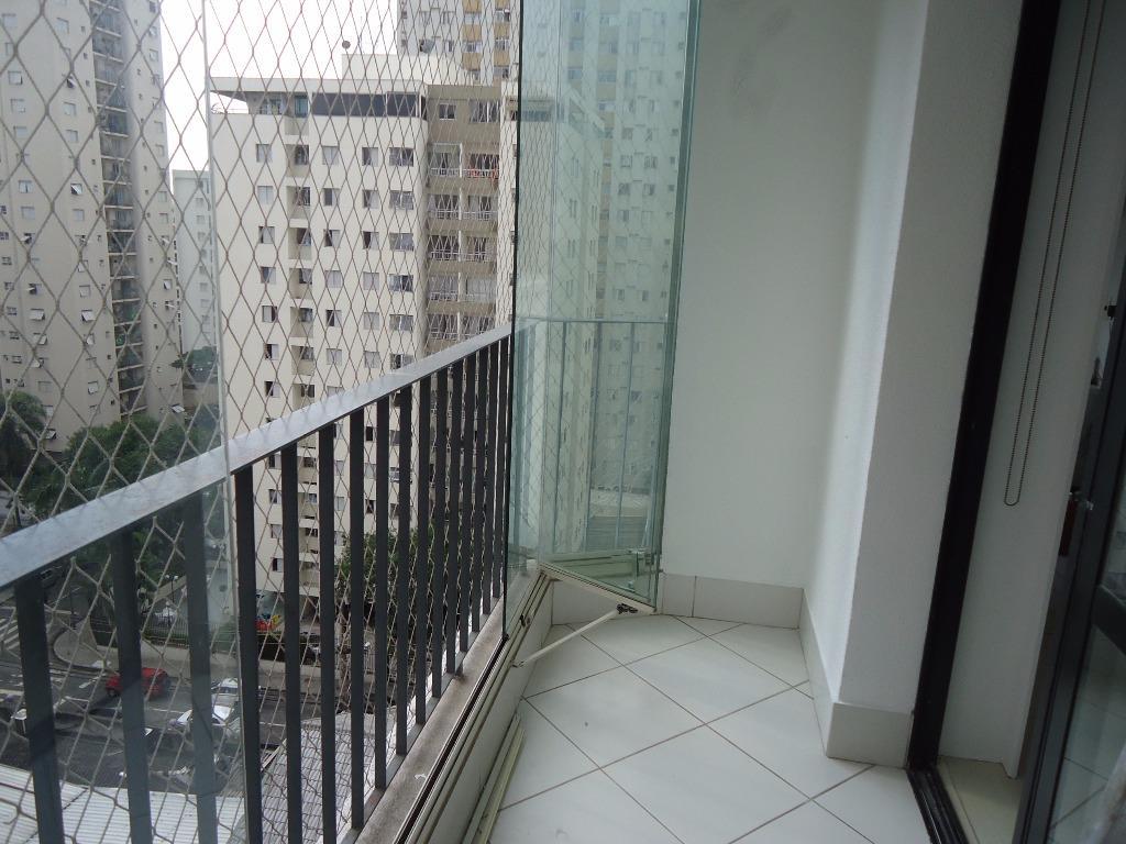 Apto 2 Dorm, Brooklin Novo, São Paulo (AP16632) - Foto 4
