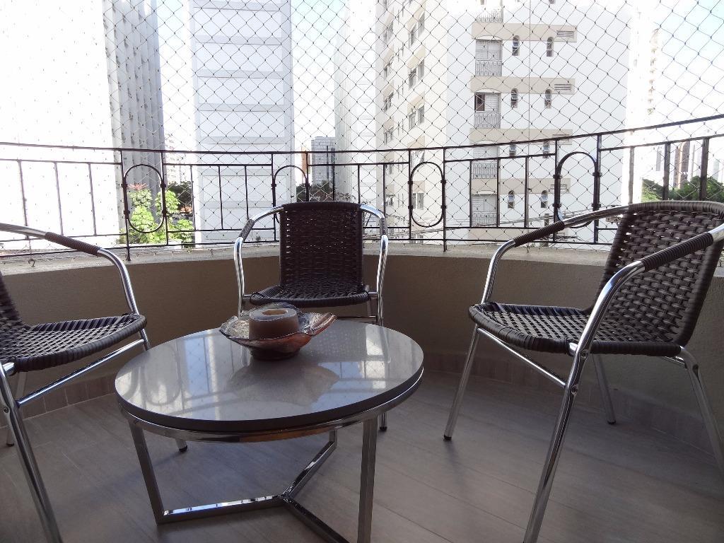 Apto 2 Dorm, Campo Belo, São Paulo (AP16660) - Foto 4