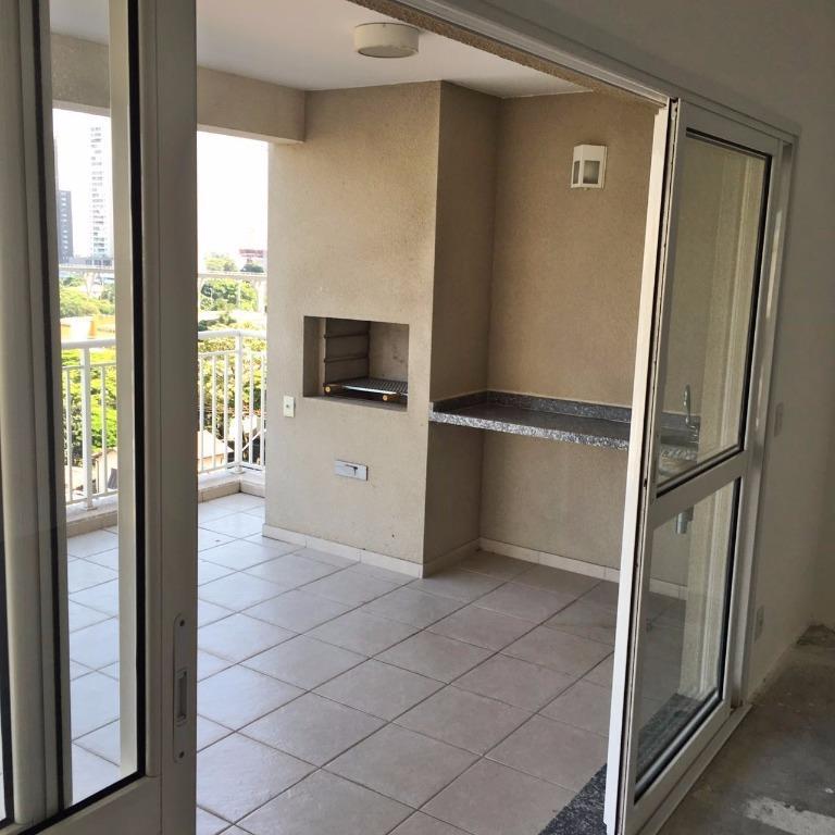 Apto 3 Dorm, Brooklin, São Paulo (AP16647)