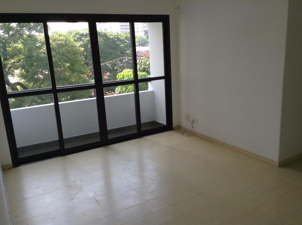 Apto 2 Dorm, Vila Nova Conceição, São Paulo (AP16540)