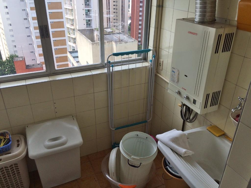 Apto 2 Dorm, Moema Pássaros, São Paulo (AP16641) - Foto 20