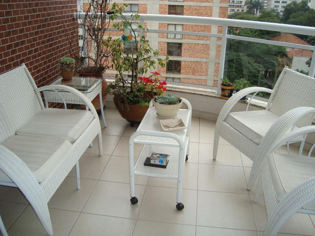 Apto 3 Dorm, Itaim Bibi, São Paulo (AP16622) - Foto 2