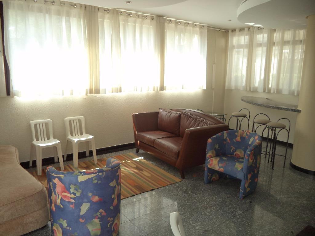 Apto 2 Dorm, Moema Pássaros, São Paulo (AP16634) - Foto 8