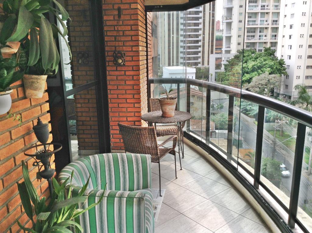 Apto 3 Dorm, Moema Pássaros, São Paulo (AP16378) - Foto 11