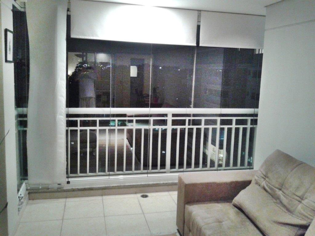 Apto 2 Dorm, Brooklin, São Paulo (AP16434) - Foto 17