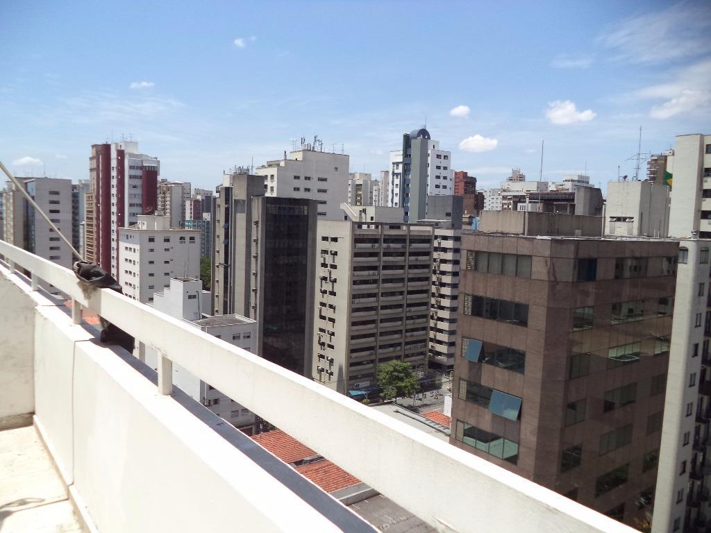 Cobertura 4 Dorm, Itaim Bibi, São Paulo (CO1243) - Foto 15