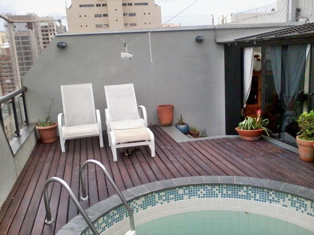 Apto 1 Dorm, Vila Olímpia, São Paulo (PH0004) - Foto 8