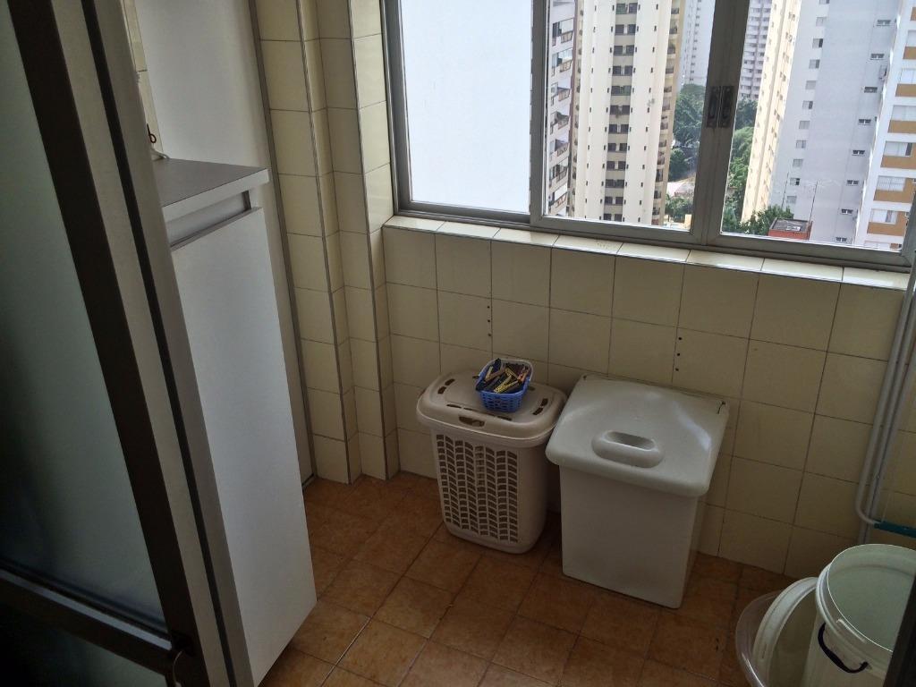 Apto 2 Dorm, Moema Pássaros, São Paulo (AP16641) - Foto 18