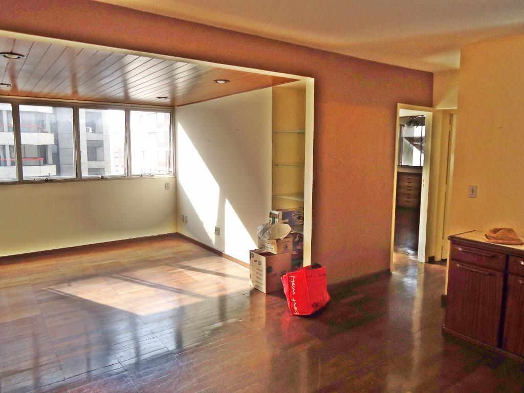 Apto 2 Dorm, Itaim Bibi, São Paulo (AP16598)
