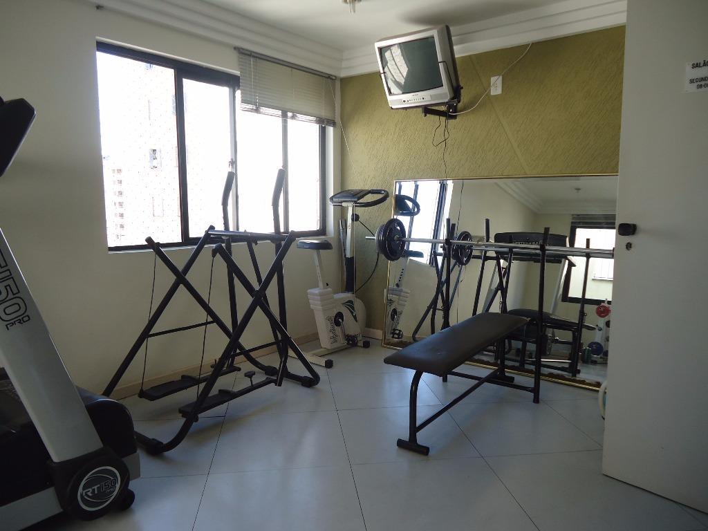 Apto 2 Dorm, Brooklin Novo, São Paulo (AP16632) - Foto 19
