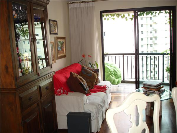 Apto 2 Dorm, Moema, São Paulo (AP0667) - Foto 2