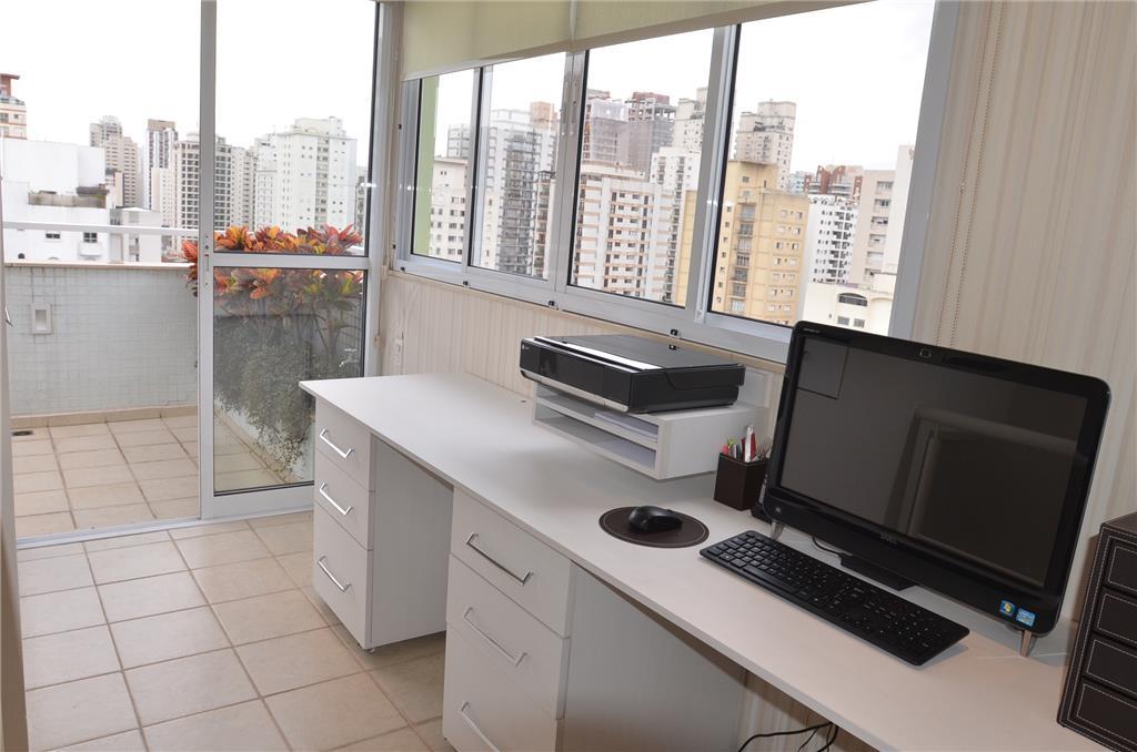 Cobertura 1 Dorm, Moema Índios, São Paulo (CO1233) - Foto 5