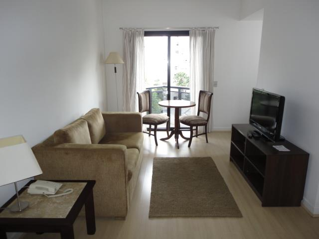 Flat 1 Dorm, Jardim Paulista, São Paulo (FL0440) - Foto 2