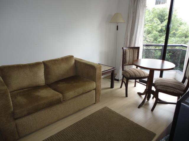Flat 1 Dorm, Jardim Paulista, São Paulo (FL0440) - Foto 3