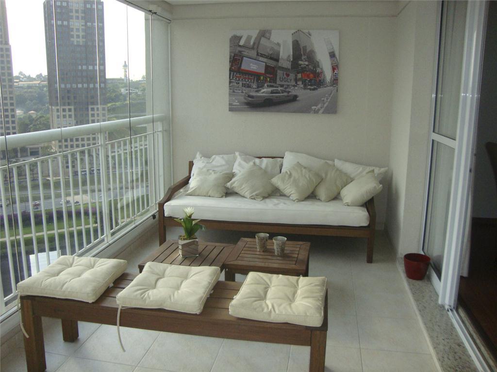 Apto 2 Dorm, Brooklin, São Paulo (AP12150)