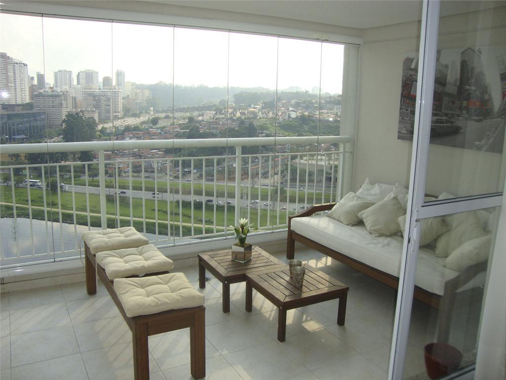 Apto 2 Dorm, Brooklin, São Paulo (AP12150) - Foto 6
