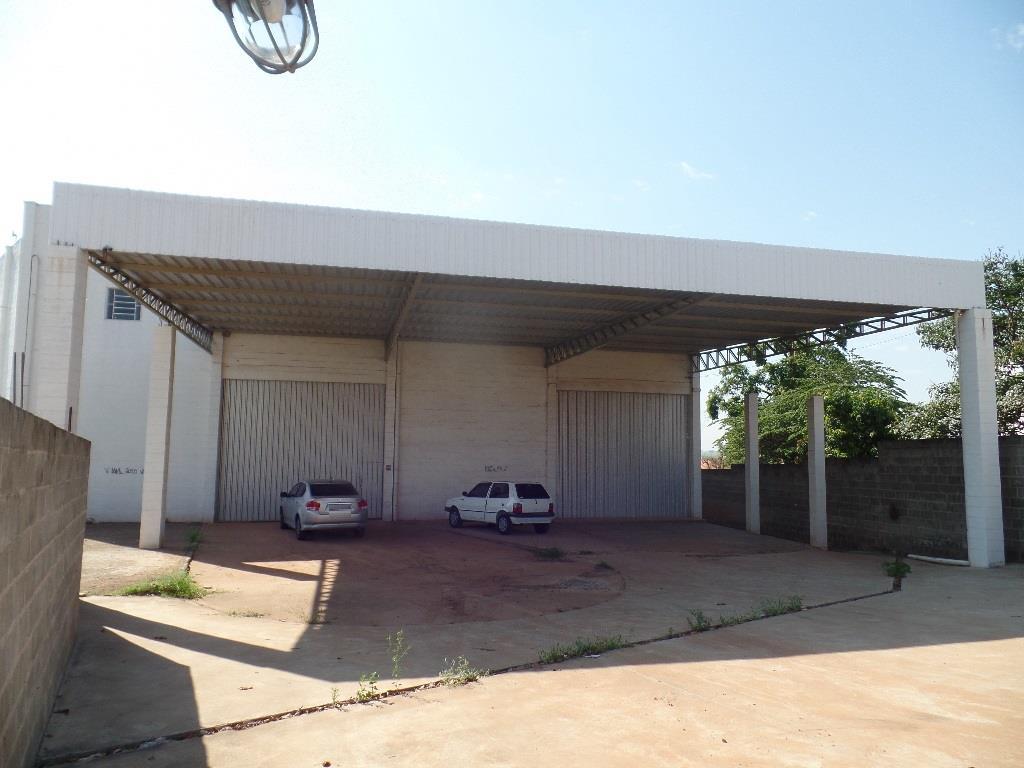 Aluguel - Galpão - Parque Virgílio Viel - Sumaré - SP