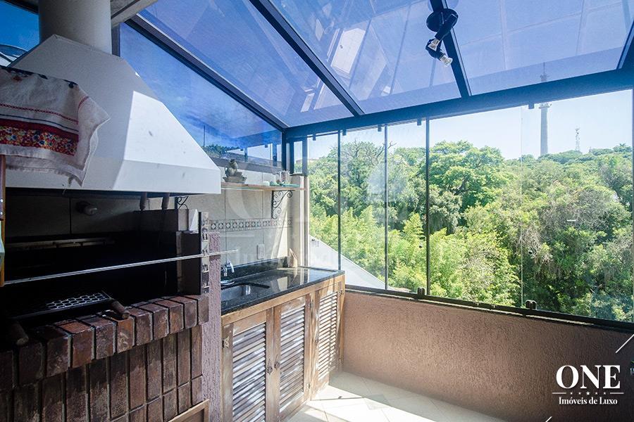 Casa de 3 dormitórios em Santa Tereza, Porto Alegre - RS