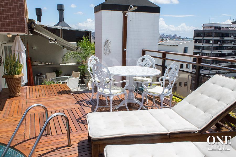 Cobertura de 3 dormitórios em Higienópolis, Porto Alegre - RS