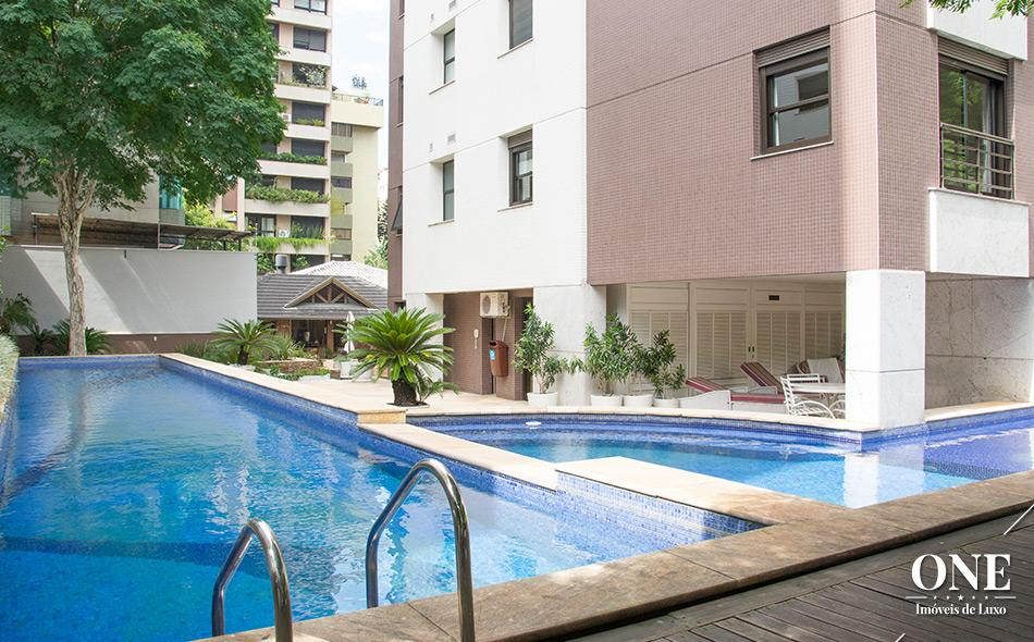 Apartamento de 4 dormitórios à venda em Bela Vista, Porto Alegre - RS